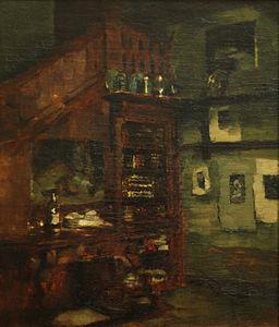 Carl Schuch Atelier 02