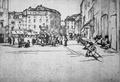 Carlo Cainelli – Piazza Montanara, Roma.tiff