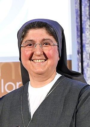 Carolin Tahhan Fachakh - Sister Carol