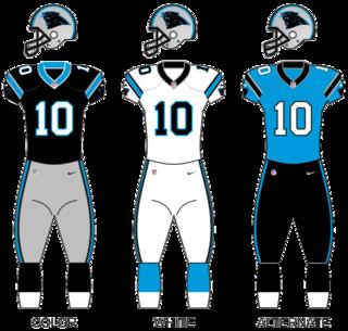Carolina Panthers National Football League franchise in Charlotte, North Carolina