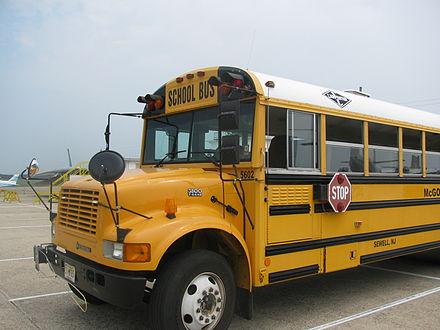 carpenter school bus recall 1