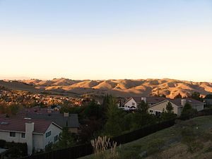 Carriage Hills, Richmond, California - View of Carriage Hills