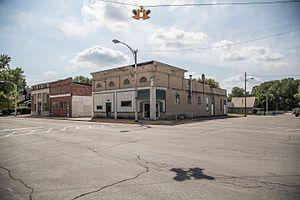 Carthage, Indiana - Image: Carthage, Indiana