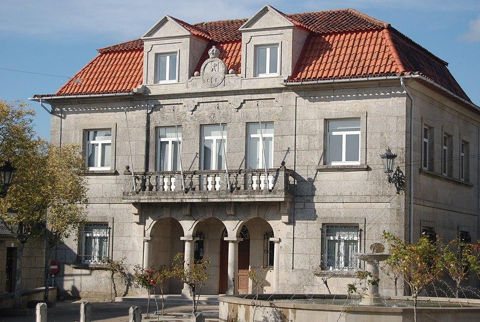 Casa consistorial de Fornelos de Montes