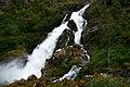 Cascada del glaciar.Briksdal.Noruega.jpg