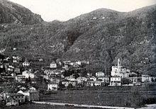 Casella in una fotografia del 1915