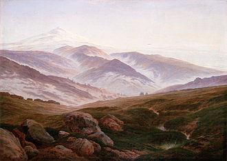1835 in art - Image: Caspar David Friedrich 016