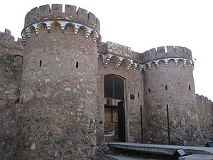 Castillo de onda wikipedia la enciclopedia libre - Azulejos onda castellon ...
