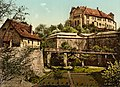 Castle (west side), Nuremberg, Bavaria, ca. 1895.jpg
