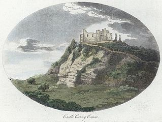 Castle Carreg Cenen