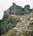 Castle on a precipice - geograph.org.uk - 469462.jpg
