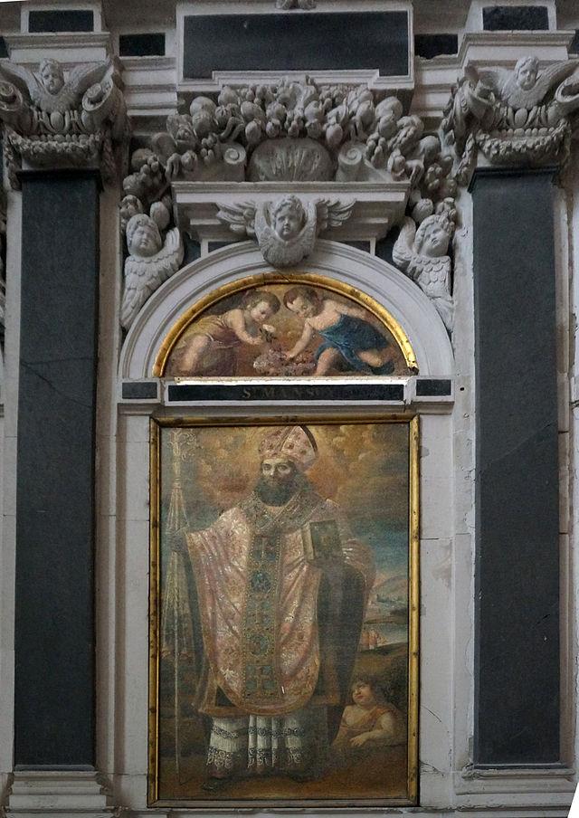 Fra Katedralen Saint-Étienne i Toul