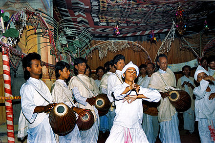 Presenting Gayan Bayan in Majuli, the Neo-Vaishnavite cultural heritage of Assam Celebrations 1.jpg