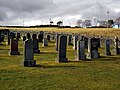 Cemetery near New Galloway - geograph.org.uk - 1732302.jpg