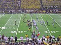 Central Michigan vs. Michigan football 2013 11 (Michigan on offense).jpg
