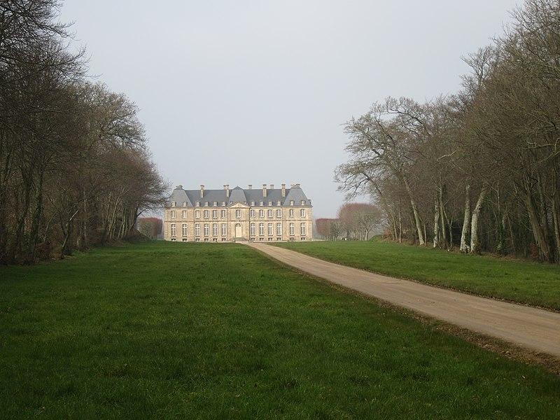 Château de Saint-Pierre-Église, Manche