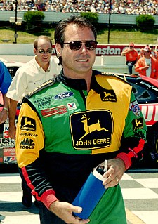 Chad Little American stock car racing driver