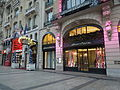 Champs-Élysées Shops in Paris, France.JPG