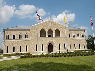 Personal Ordinariate of the Chair of Saint Peter - Chancery building in Houston, Texas