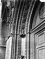 Chapelle - Piédroit et archivolte du portail - Vincennes - Médiathèque de l'architecture et du patrimoine - APMH00035752.jpg