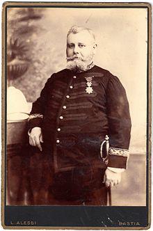 Charles Alerini entre 1893 y 1894