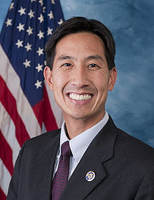 Portrait officiel de Charles Djou