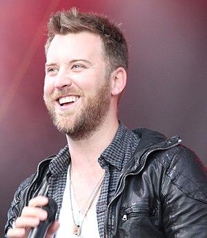 Charles Kelley - Kelley performing in 2012