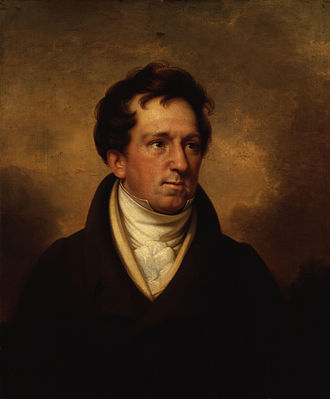 Charles Mathews - Charles Mathews by Rembrandt Peale