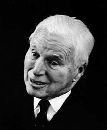 Charles Chaplin en 1965.