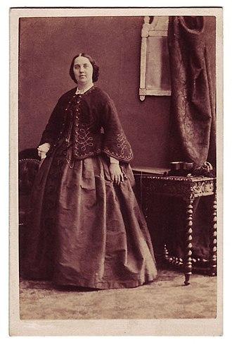 Charlotte Sainton-Dolby - Charlotte Dolby, 1860