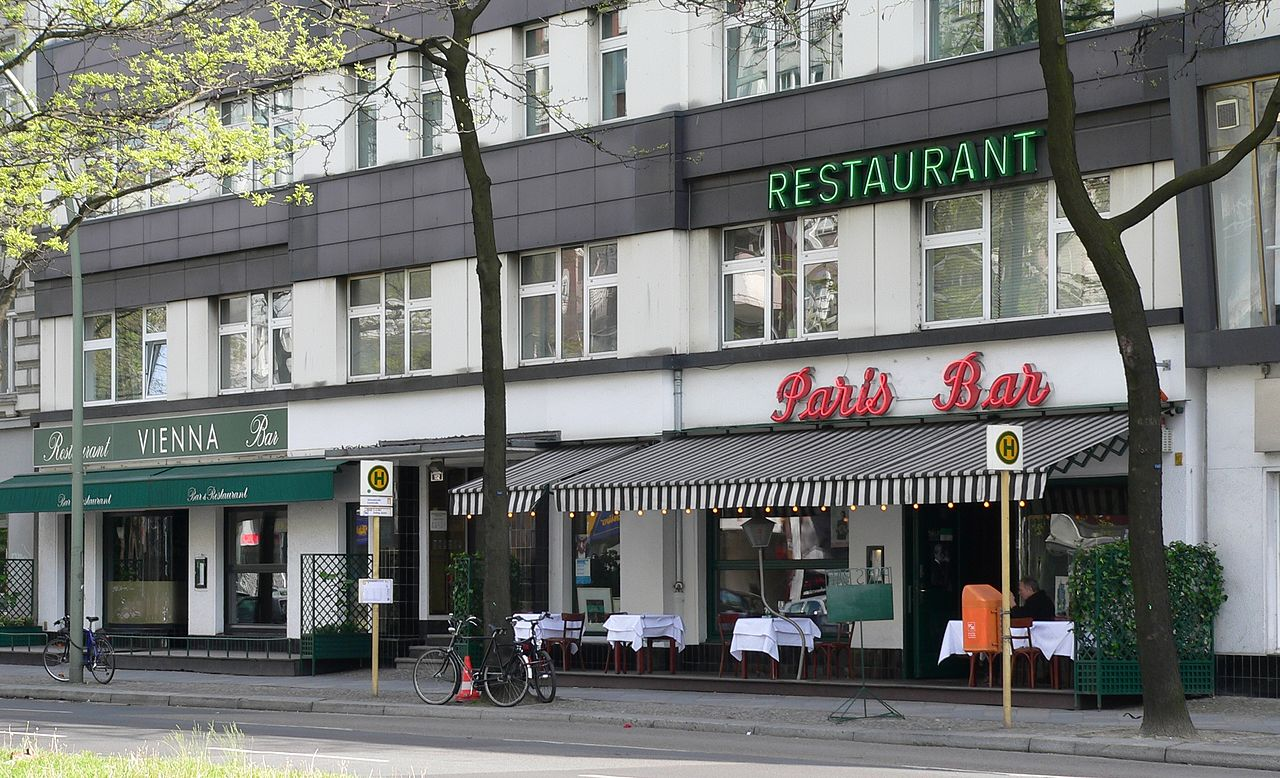 charlottenburg 39 s top 10 restaurants a different kind of. Black Bedroom Furniture Sets. Home Design Ideas