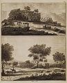 Chateau fort à la montagne des François - Bruyn Cornelis De - 1714.jpg