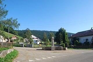 Former municipality of Switzerland in Bern