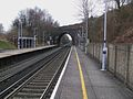 Chelsfield station look north3.JPG