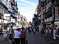 Chester - Eastgate Street - view to the east - geograph.org.uk - 1166899.jpg