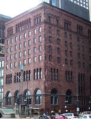 Chicago Club - Image: Chicago Club 81 East Van Buren Street