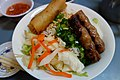 Chicken and spring roll vermicelli (10600798214).jpg
