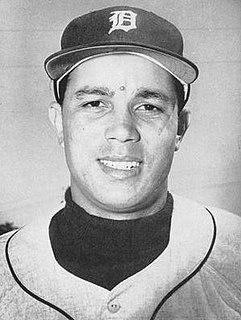 Chico Fernández Cuban baseball player