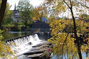 Chicopee, Massachusetts - Chicopee Falls
