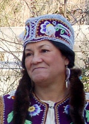 G. Anne Richardson - Image: Chief Anne Richardson of the Rappahannock Tribe (4440845442) cropped