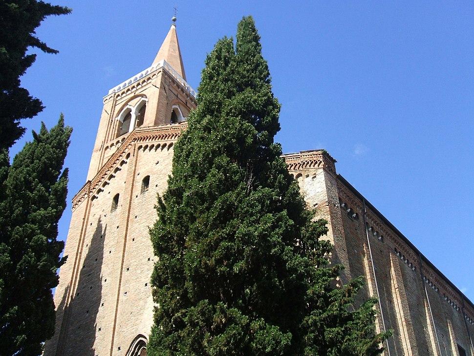 Chiesa di Sant'Agostino, Rimini Italy
