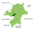 Chikushino in Fukuoka Prefecture.png