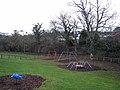 Children's play area, Wydon Park, Hexham - geograph.org.uk - 641792.jpg