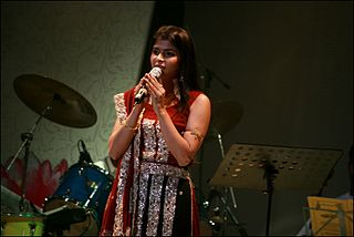 Chinmayi Indian singer
