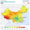 China GHI Solar-resource-map GlobalSolarAtlas World-Bank-Esmap-Solargis.png