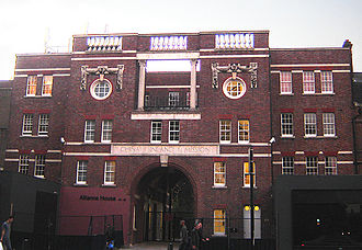 Newington Green Unitarian Church - The China Inland Mission on Newington Green