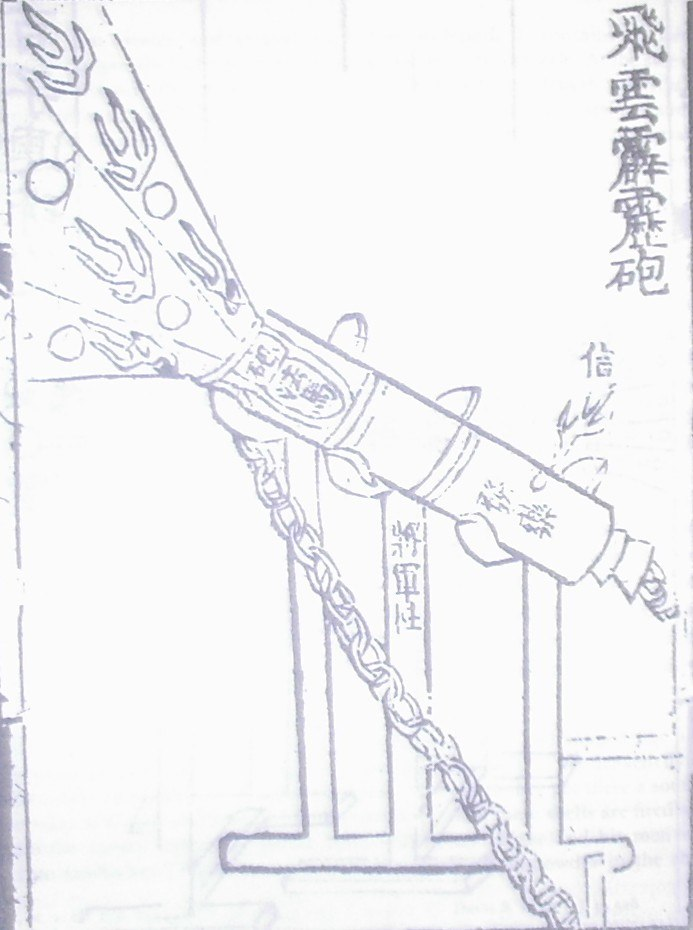 Chinese Cannon