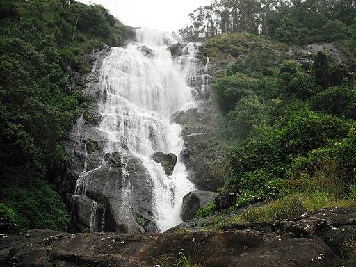 Atukkad Water Falls, Munnar - panoramio