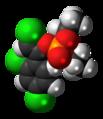 Chlorfenvinphos 3D spacefill.png