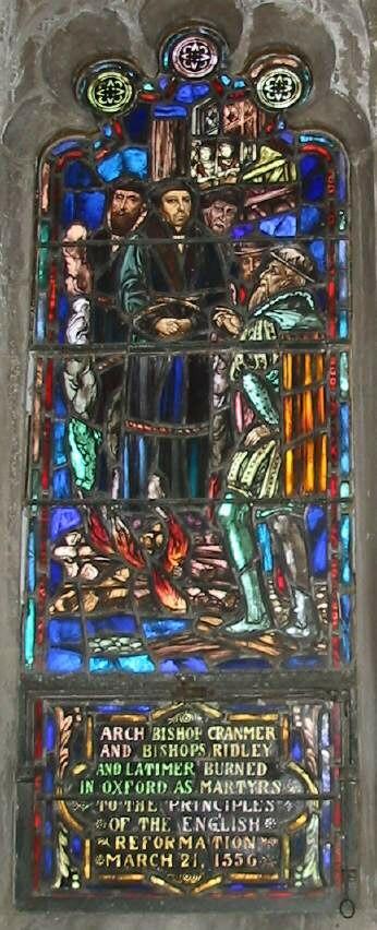 Christ Church (Episcopal), Little Rock - window